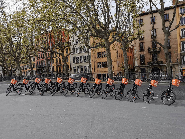 Louez votre vélo électrique à Lyon